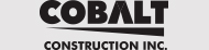 Cobalt Construction Inc Logo