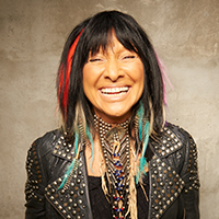 Picture of Buffy Sainte-Marie